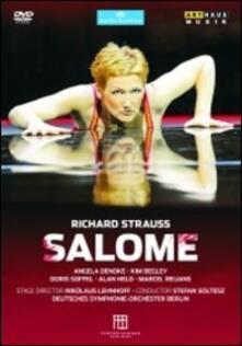 Richard Strauss. Salome di Nikolaus Lehnhoff - DVD