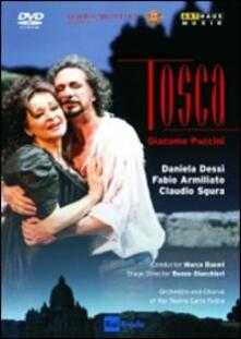 Giacomo Puccini. Tosca di Renzo Giacchieri - DVD