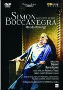 Giuseppe Verdi. Simon Boccanegra di Federico Tiezzi - DVD