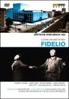 Ludwig van Beethoven. Fidelio (DVD) - DVD di Ludwig van Beethoven