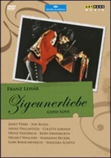 Franz Lehár. Zigeunerliebe (Gipsy Love) di Václav Kaslík - DVD