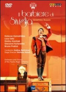 Gioacchino Rossini. Il barbiere di Siviglia (2 DVD) di Stefano Vizioli - DVD