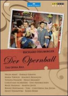 Richard Heuberger. Der Opernball. The Opera Ball - DVD