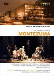 Carl Heinrich Graun. Montezuma - DVD
