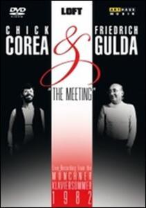 Chick Corea & Friedrich Gulda: The Meeting - DVD