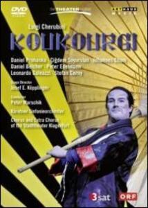 Luigi Cherubini. Koukourgi di Josef E. Köpplinger - DVD