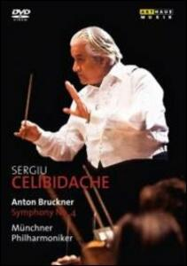 "Bruckner. Sinfonia n.4 ""Romantica"" - DVD"