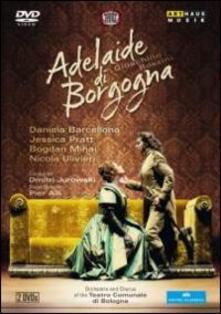 Gioacchino Rossini. Adelaide di Borgogna (2 DVD) - DVD di Daniela Barcellona,Jessica Pratt