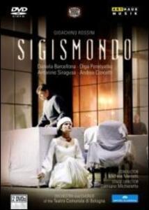 Gioacchino Rossini. Sigismondo (2 DVD) di Damiano Michieletto - DVD