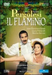 Giovanni Battista Pergolesi. Il flaminio (2 DVD) - DVD di Giovanni Battista Pergolesi,Ottavio Dantone
