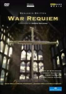 Benjamin Britten. War Requiem - DVD