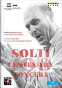 Georg Solti Centenary Concert - DVD