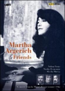 Martha Argerich & Friends (DVD) - DVD di Martha Argerich