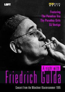 Friedrich Gulda. A night with Friedrich Gulda - DVD