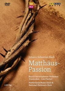 Johann Sebastian Bach. Passione secondo Matteo. Matthäus-Passion (2 DVD) - DVD