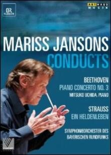 Mariss Jansons conducts Beethoven & Strauss - DVD