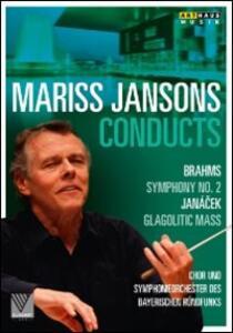 Mariss Jansons conducts Brahms, Janacek - DVD