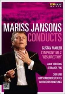 Mariss Jansons conducts Mahler. Symphony No. 2 - DVD