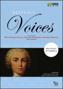 Heavenly Voices. The Legacy of Farinelli di Gino Pennacchi,Alessandro Scillitani - DVD