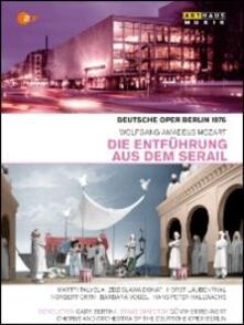 Wolfgang Amadeus Mozart. Die Entführung aus dem Serail. Il ratto del serraglio di Günther Rennert - DVD