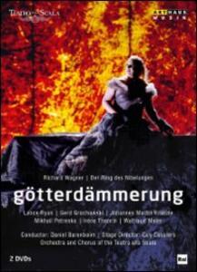 Richard Wagner. Götterdämmerung. Il crepuscolo degli dei (2 DVD) di Guy Cassiers - DVD