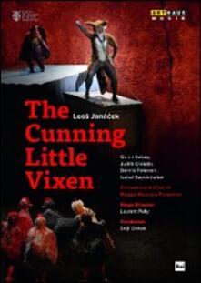 Leos Janacek. The Cunning Little Vixen. La piccola volpe astuta di Laurent Pelly - DVD