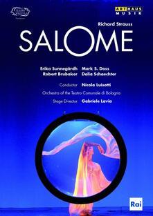 Richard Strauss. Salomé (DVD) - DVD di Richard Strauss,Nicola Luisotti