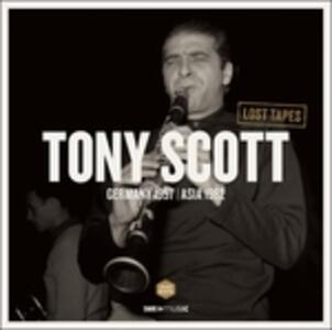 Lost Tapes. Germania 1957 e Asia 1962 - Vinile LP di Tony Scott