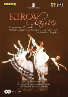 The Kirov Classic - DVD
