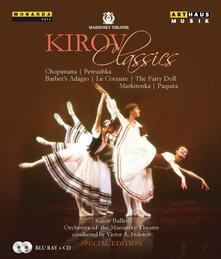 The Kirov Classic - Blu-ray