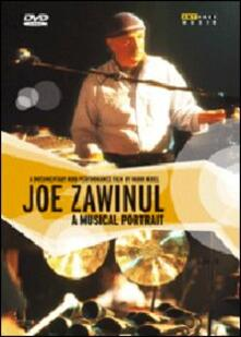 Joe Zawinul. A Musical Portrait di Mark Kidel - DVD