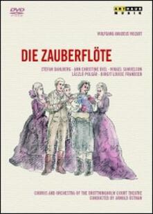 Wolfgang Amadeus Mozart. Il Flauto Magico di Goran Jarvefelt - DVD