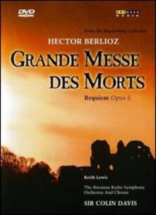 Hector Berlioz. La Grande Messe des Morts. Requiem op.5 - DVD