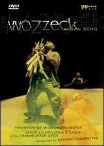 Alban Berg. Wozzeck di Peter Mussbach - DVD
