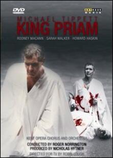 Michael Tippett. King Priam di Robin Lough - DVD