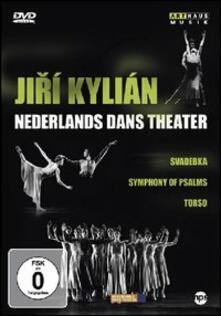 Jiri Kylian & The Nederlands Dans Theatre. Svadebka - Symphony of Psalms - Torso - DVD