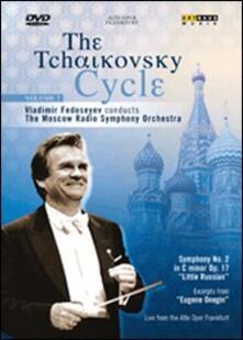 The Tchaikovsky Cycle Vol. 2. Symphony No. 2 - Eugene Onegin - DVD