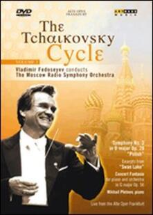 The Tchaikovsky Cycle Vol. 3. Symphony No. 3 - Swan Lake - DVD