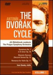 Antonin Dvorak. The Dvorak Cycle. Vol. 1 - DVD