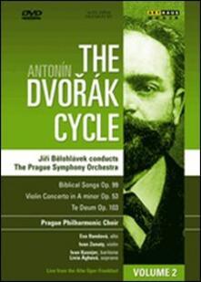 Antonin Dvorak. The Dvorak Cycle Vol. 2 - DVD
