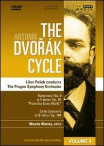 Antonin Dvorak. The Dvorak Cycle. Vol. 4 - DVD