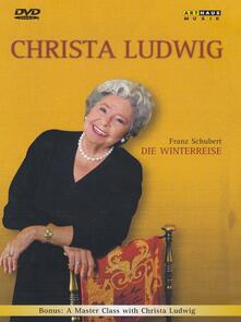 Franz Schubert. Die Winterreise di Claus Viller,Enrique Sánchez Lansch - DVD