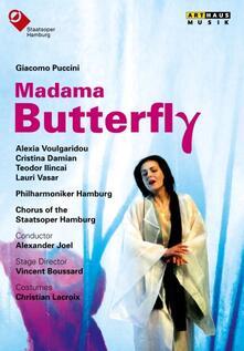 Giacomo Puccini. Madama Butterfly - DVD