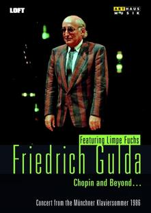 Friedrich Gulda. Chopin and Beyond... - DVD