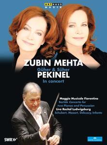 Zubin Mehta, Güher e Süher Pekinel. In Concert - DVD