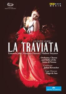 Giuseppe Verdi. La Traviata di Hugo De Ana - DVD