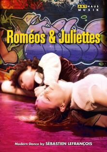 Laurent Couson. Roméos and Juliettes - DVD
