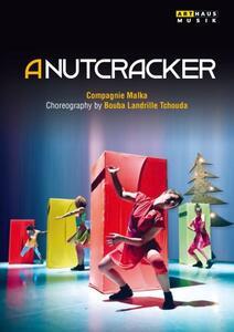 A Nutcracker. Compagnie Malka. Bouba Landrille Tchouda - DVD