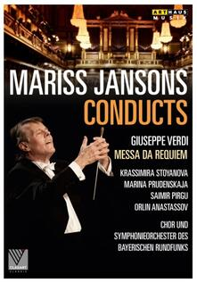 Mariss Jansons conducts Giuseppe Verdi. Messa da requiem - DVD