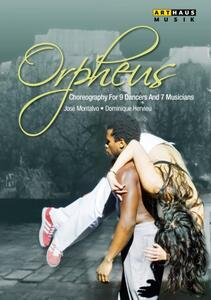 Orpheus. Choreography For 9 Dancers And 7 Musicians - DVD